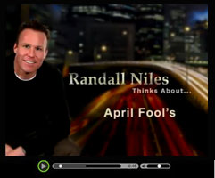 April Fools Day - Watch this short video clip